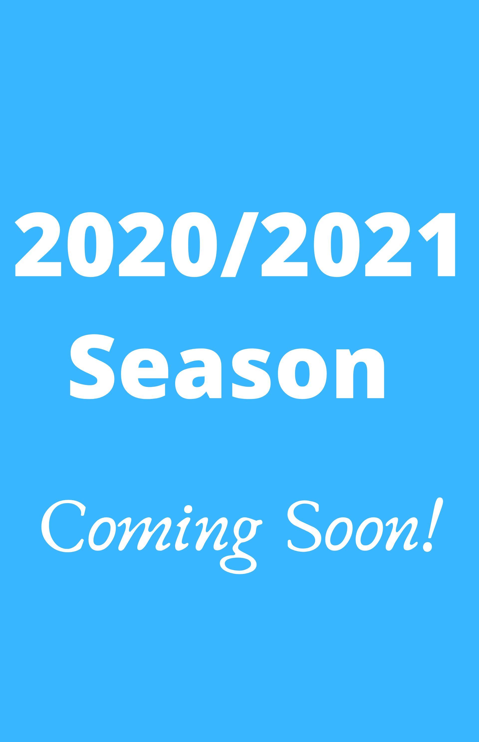 2020/2021 Season