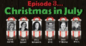 Containment Cabaret - Episode 3 Christmas in July